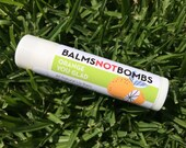 Orange You Glad Lip Balm - All-Natural, Handcrafted