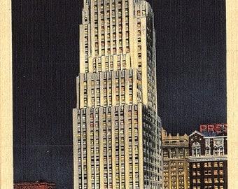 Kansas City, Missouri, Power and Light Company - Vintage Postcard - Postcard - Unused (P)