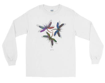 DRAGONFLYS Long Sleeve T-Shirt