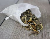 Organic Postpartum Healing Herbal Bath - Individual Sachets - For after childbirth - Sitz Bath - Promotes Healing and Relaxation after birth