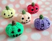 CLEARANCE! Mini Animal Crossing Pumpkin Plush