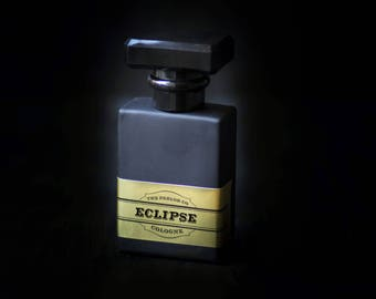 Eclipse Mens Cologne -  Noir Collection- Black Bottle - The Parlor Co - 1 oz