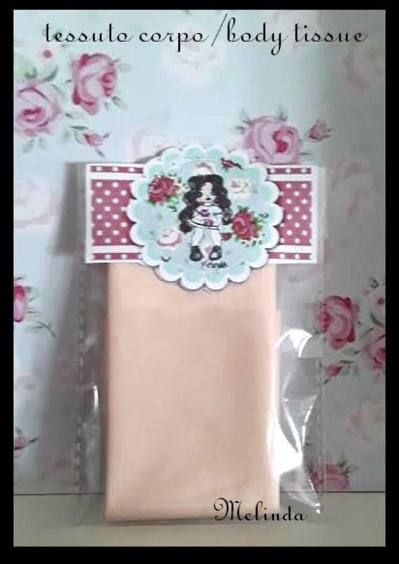 tessuto /fabric ,per bambola melinda /for melinda doll