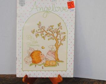 Angelove Designs by Gloria & Pat Cross Stitch Book