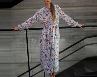 Kaftan Maxi Dress