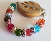 Tourmaline Bellabeat LEAF Bracelet