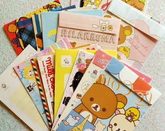 20 kawaii envelopes
