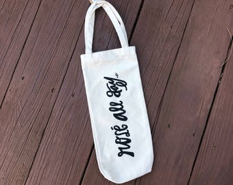 SALE!! Rosé All Day Wine Tote Bag Hostess Gift