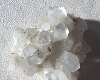 ON SALE 15 percent off Apophyllite, zeolite, stillbite  mineral, gemstone, healing stone, rock #3