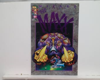 THE MAXX Issue 1/2 - Image-Wizard Comic Books, 1993 - Very Fine Condition