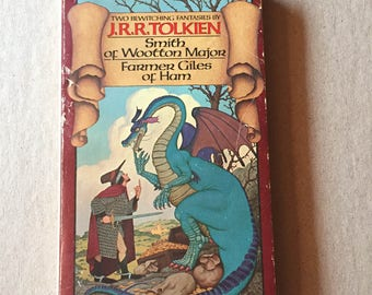 Smith Of Wootton Major/ Farmer Ciles Of Ham by J.R.R. Tolkien (1976, Paperback)