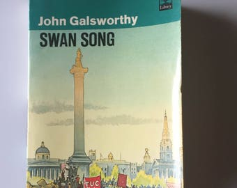 Swan Song by John Galsworthy (1969, Paperback)