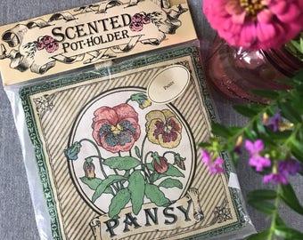 Floral Pot Holder