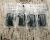 Coton carbonisé - Briquet pneumatique - Fire piston - fire steel