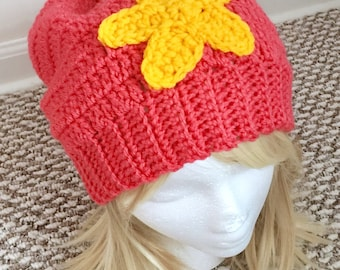 READY TO SHIP Steven Universe Inspired Slouchy Hat - Cosplay, Women's