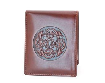 Celtic Hero Leather Wallet