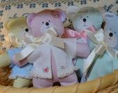 Easter Bear YELLOW