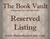 Reserved For Kim - Young Folk's Library 10 Volume Set