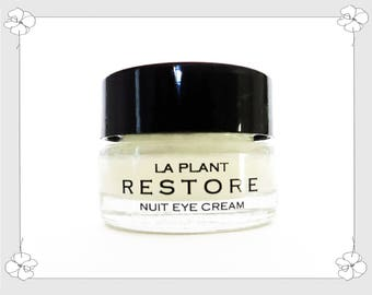 RESTORE Eye Cream Treatment for Fine Lines and Wrinkles, Firmness, Puffiness, Dark Circles and Hydration.
