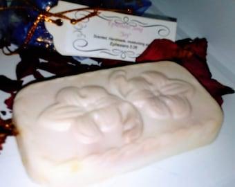 Ephesians Song Goats Milk Moisturizing Hand & Body Soap 3oz