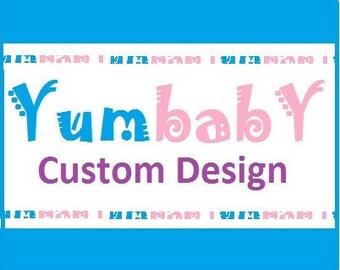 RESERVED - custom design for Breshina