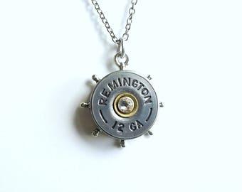 Captain Nautical Necklace - Remington - Nautical Necklace - Bullet