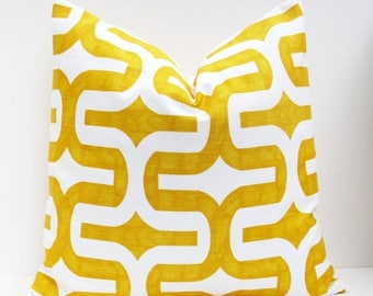 15% Off Sale PILLOWS, Yellow Pillow Decorative pillows, - Throw Pillows - yellow Pillow covers - Decorative Pillows - Throw Pillow Covers  C