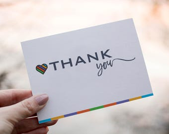 Rodan and Fields Instant Download - Thank You Postcard A6 Standard Size