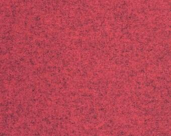 Maharam Upholstery Fabric Kvadrat Divina Melange Wool  4.25 yards Pomegranate 460830–531 (EA5)