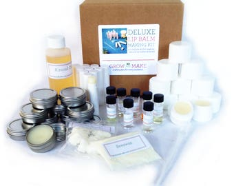 DIY Deluxe Lip Balm Kit