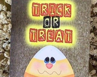 Trick or Treat Hang Tags