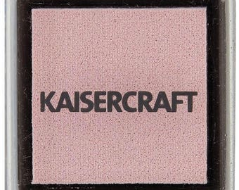 Kaisercraft Small Pigment Ink Pad IP725 ~ Petal Pink