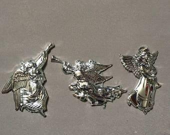 Vintage Angels Ornaments