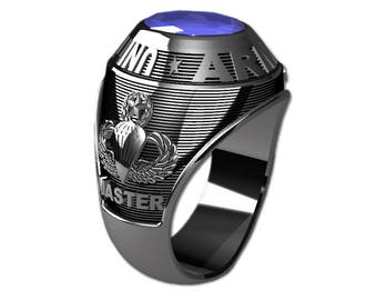 US ARMY Men's Ring - Classic Style