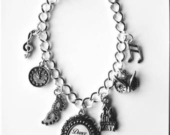 Dance Magic Dance Charm Bracelet