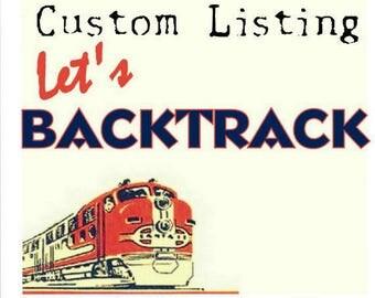 Custom Listing // hemmah