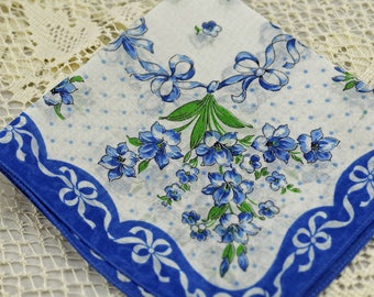 Vintage Hankie, Quilt, Sew, Gift, Frame -- So Many Uses #R-27
