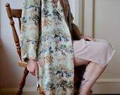 Japanese robe dressing gown Kimono