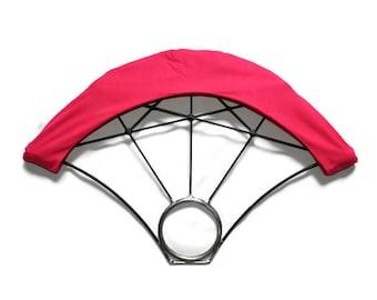 HYBRID FANS ONLY Dark Pink - Single Fire Fan Wick Cover