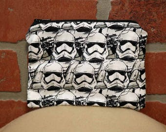 One Snack Sack, Star Wars, Reusable Lunch Bags, Waste-Free Lunch, Machine Washable, Back to School, School Lunch, item #SS56