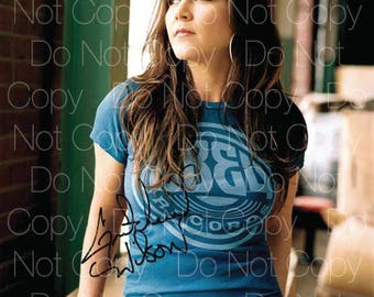 Gretchen Wilson signed 8X10 photo picture poster autograph RP