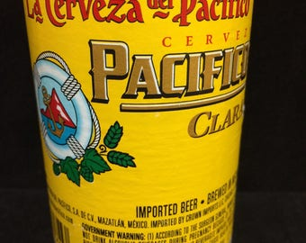 Pacifico Clara scented candle - Made to order