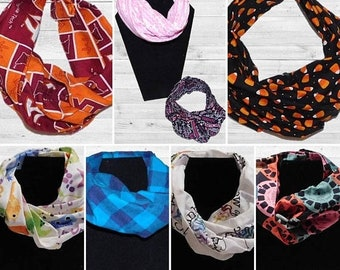 70% off Various Prints • Toddler Snap Infinity Scarf