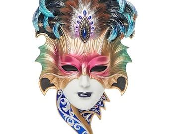 """Venetian mask """"Owl"""""""