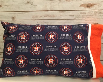 Houston Astros pillowcase