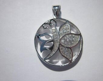 "Pendant Butterfly ""Silver 925"" (49)"