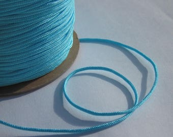 1 meter in colorful jewel-1 mm cotton yarn (69