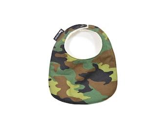 Camo Baby Bib   Camo Toddler Bib   Camo Baby Gift   Camouflage Baby Bib   Camouflage Baby Gift