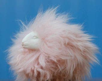 Pink sheep - Arttoy - 9 -