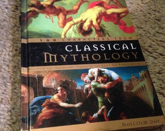 100 Characters From Classical Mythology - PREOWNED